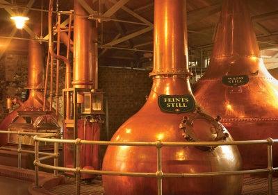 Whiskey Distilleries