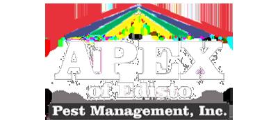 apex of edisto logo whit text