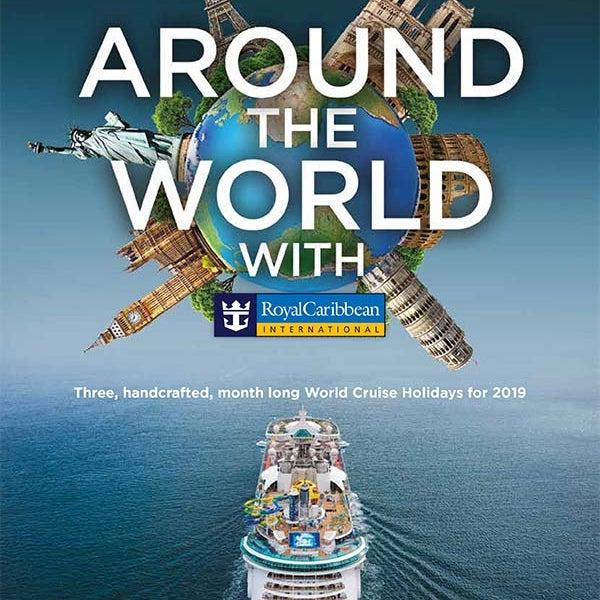 Royal Caribbean - Around the World - September 2018