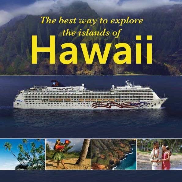 Norwegian Cruise Line  - Hawaii Brochure - Feb 2018