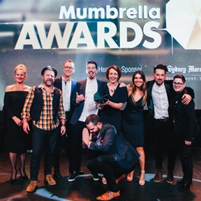 Banjo Wins at Mumbrella Awards