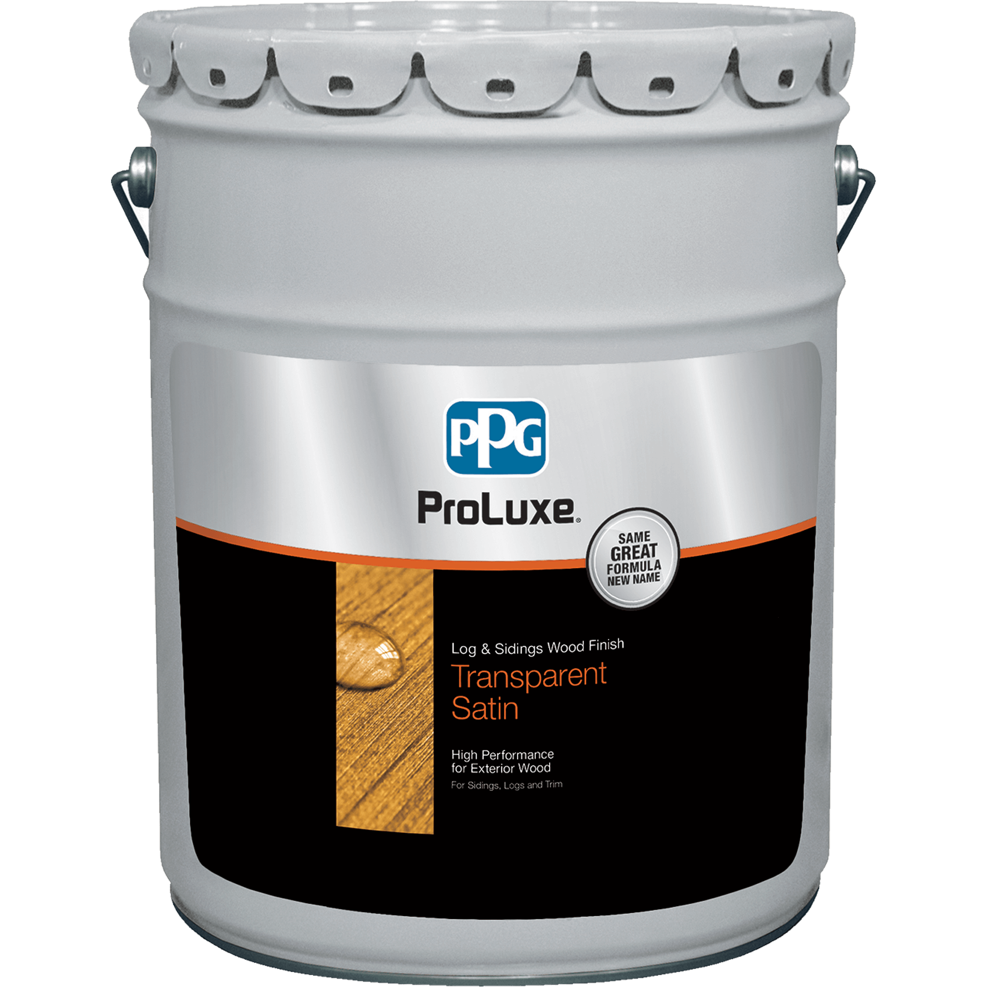 PROLUXE<sup>®</sup> Log & Siding Wood Finish 5 gallon