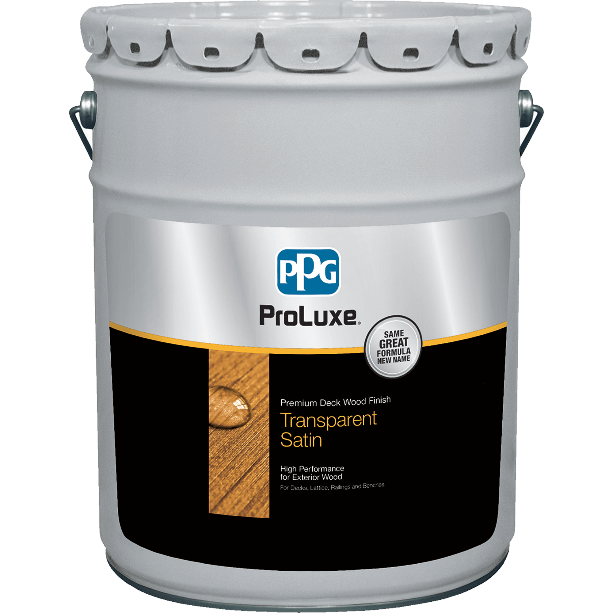 PROLUXE<sup>®</sup> Premium Deck Wood Finish 5 Gallon