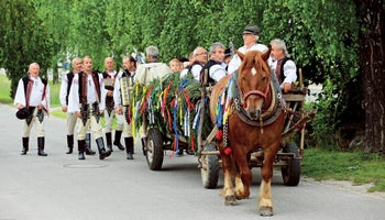 In the Footsteps of Slovak Traditions
