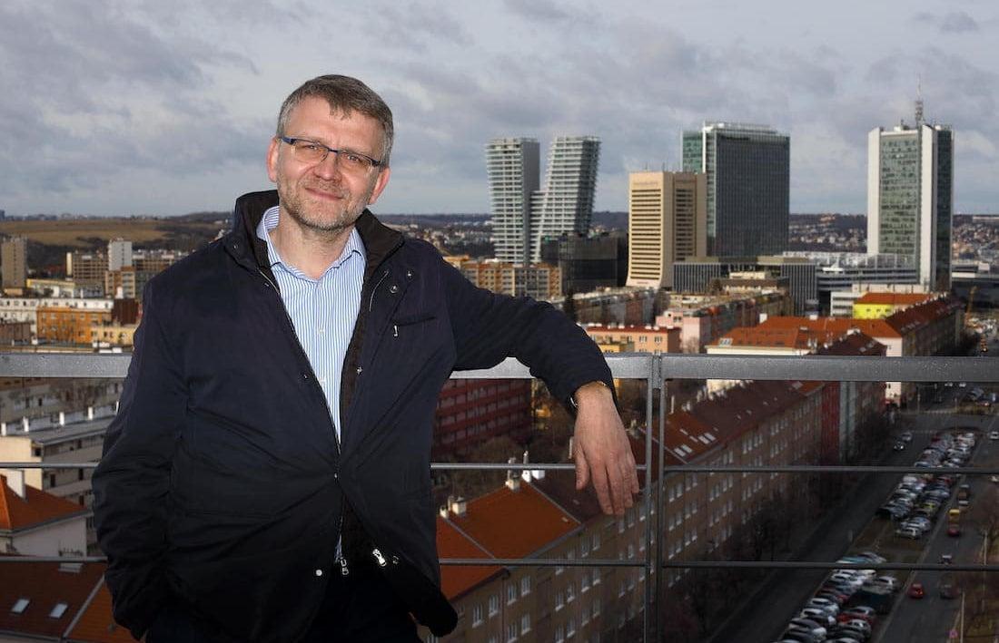 Antonín Piskáček: Czech companies are much more confident