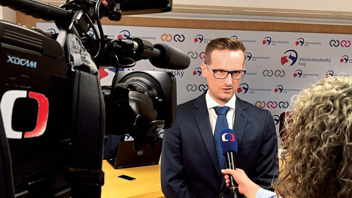 Jakub Janda: Jsem nervák a trémista