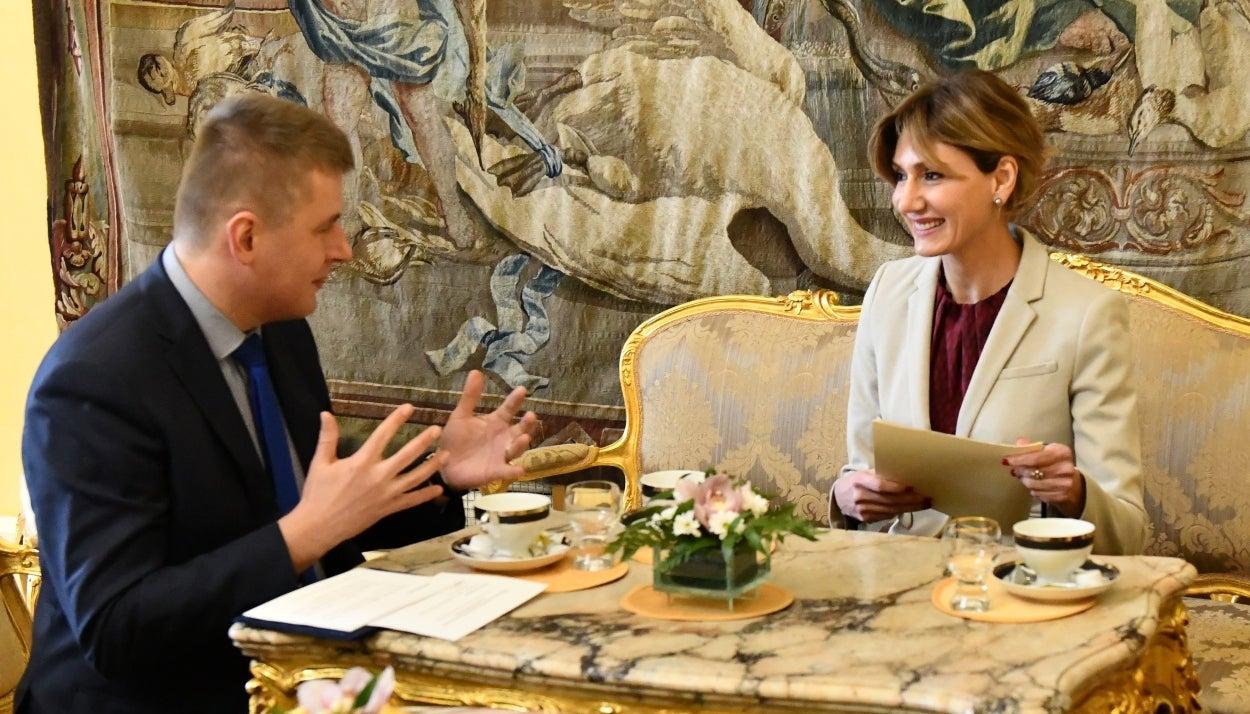 Mariam Rakviashvili: Evropské hodnoty jsou součástí gruzínské identity