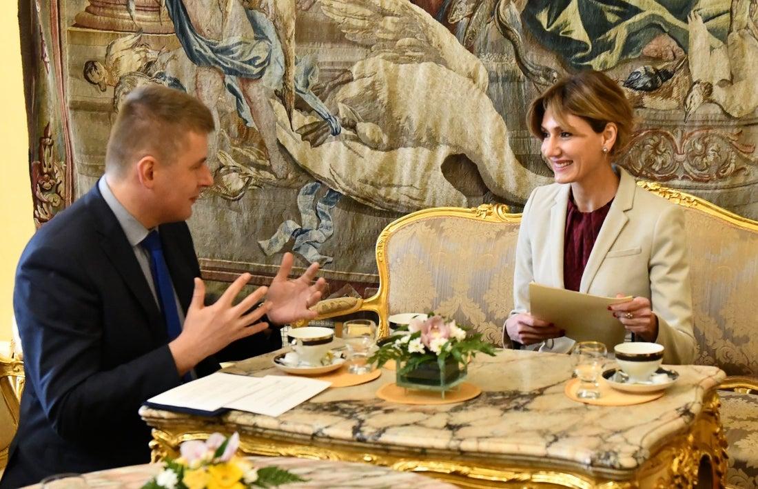 Mariam Rakviashvili: European Values Are Part of Georgian Identity