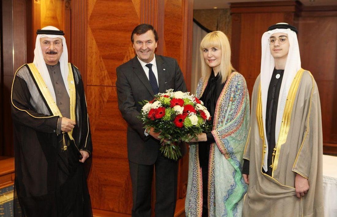 Spojené arabské emiráty slavily Národní den