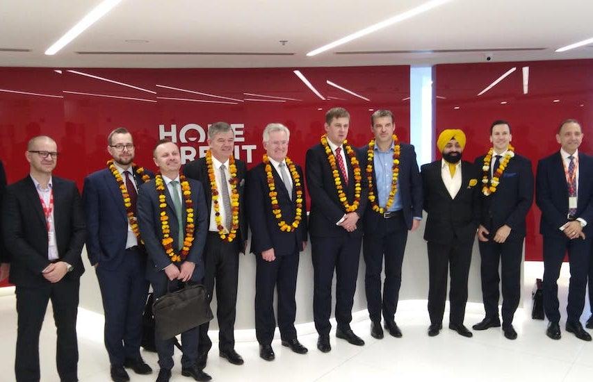 Indie, strategický partner pro Česko i EU