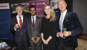 Diplomatický večer Kataru