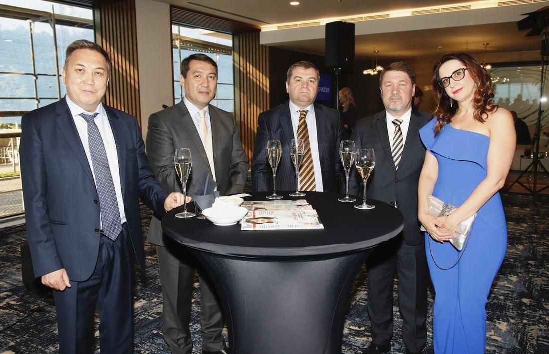 Společenský večer The Business Soirée a Komory pro hospodářské styky se SNS