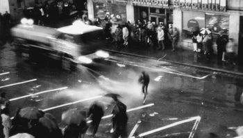 Sviečková demonštrácia v Bratislave