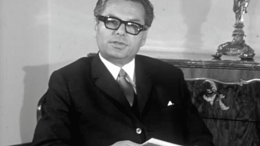 Ota Šik: Reformátor s vizí humánní společnosti