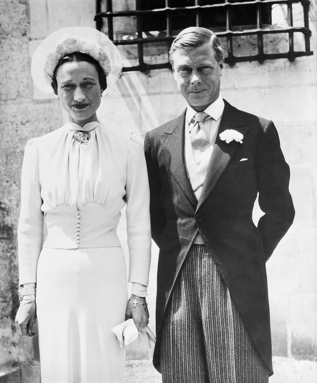 Eduard a Wallis. Bývalý monarch si vybral radšej lásku bez kráľovstva ako kráľovstvo bez lásky.