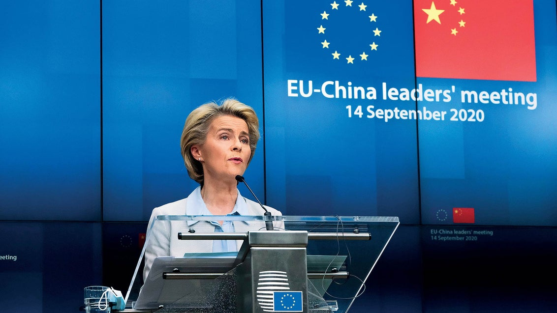 Ursula von der Leyen - Madame Europe