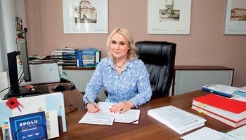 Jana Černochová: Nemám ráda kvóty všeho druhu