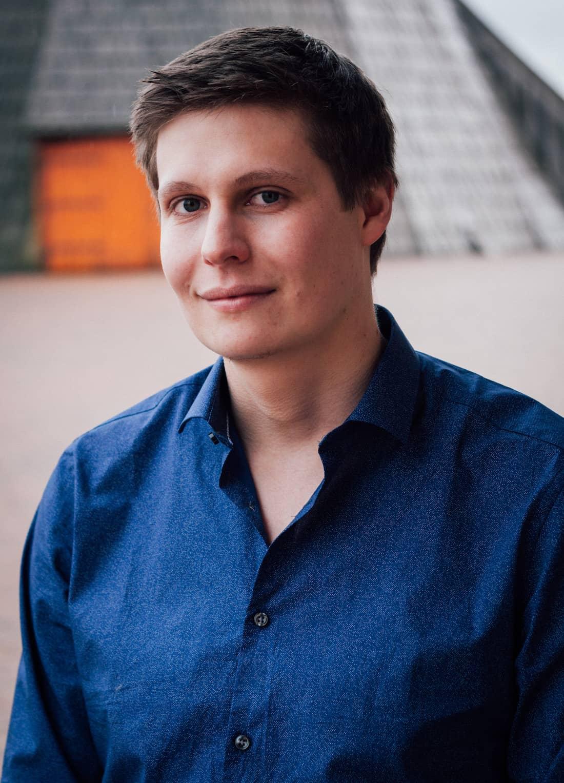 Jiří Tvrdý, specialista na infrastrukturu sítí ze společnosti Vodafone