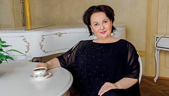 Stanislava Lustyková: Dojímá mě každé vystoupení našich studentů