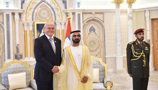 Jiří Slavík: Emiráty jsou výjimečná země