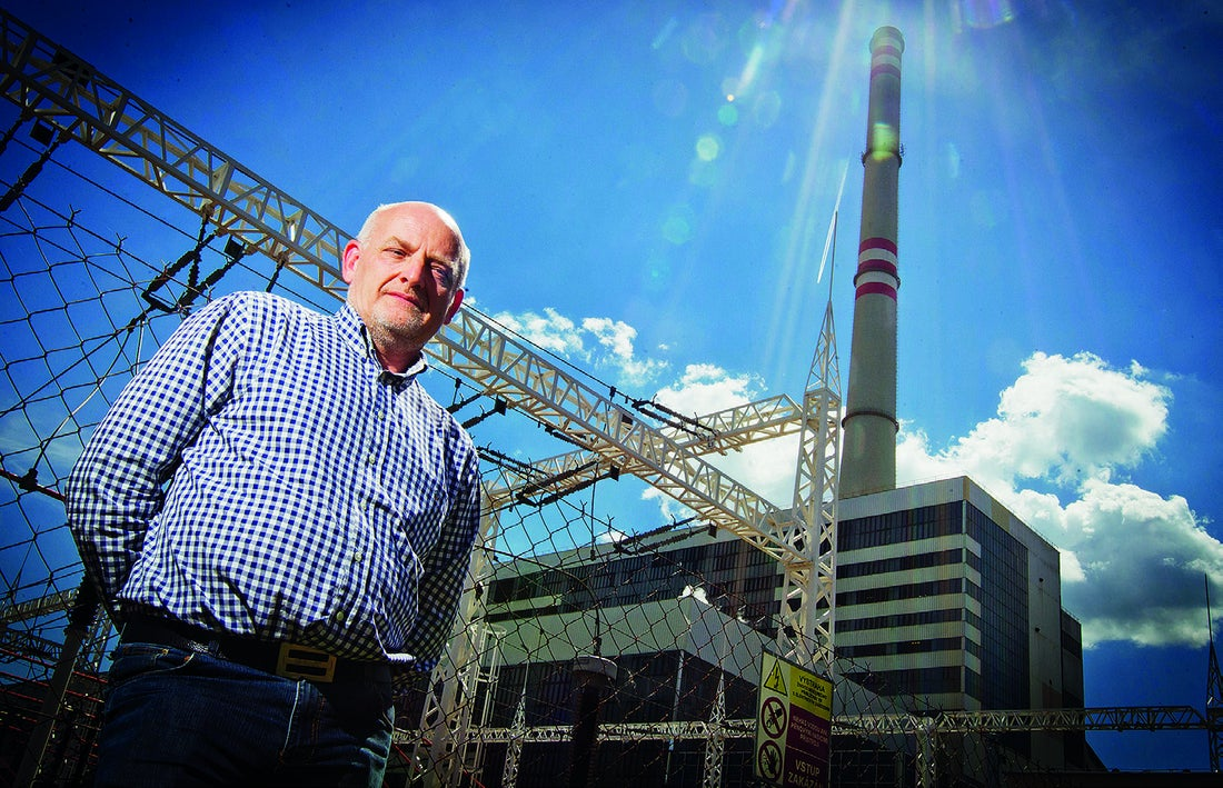 Luboš Pavlas: Jsme mostem k energetické budoucnosti