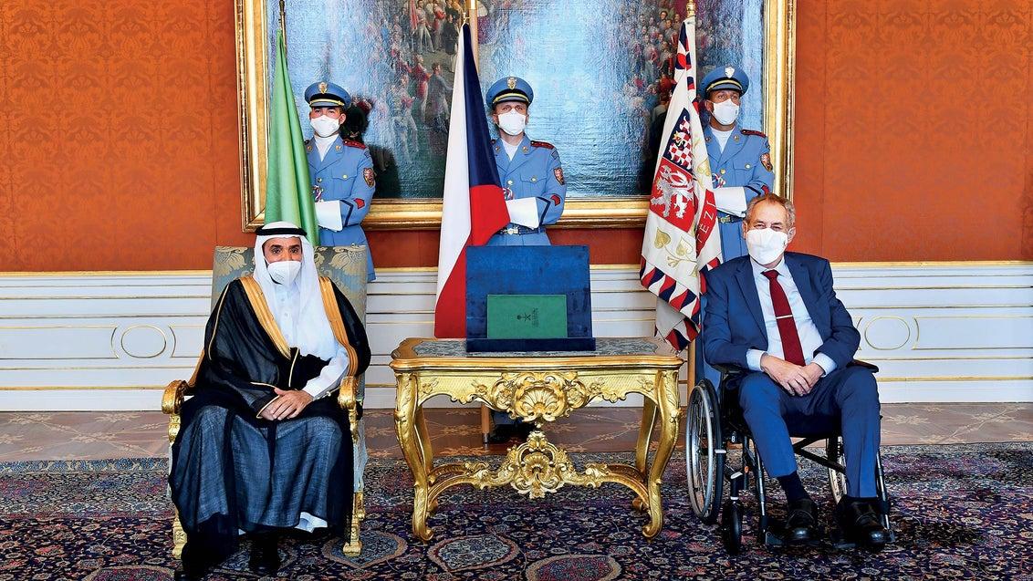 Abdullah Muteb Alrasheed: EU je naším klíčovým partnerem