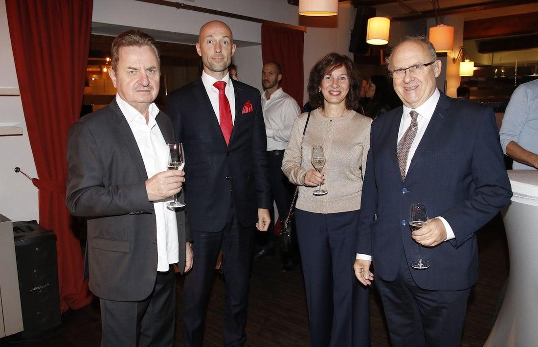 Hispánskýdiplomatický večer