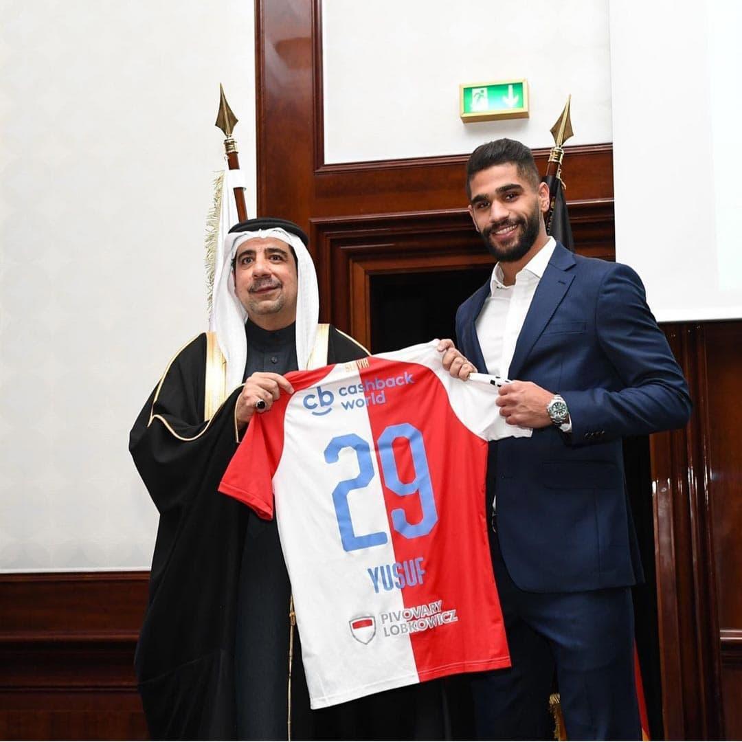Abdulla Abdullatif Abdulla and Abdulla Yusuf Helal.
