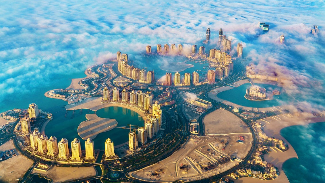 Katar navzdory pandemii navyšuje investice do turismu