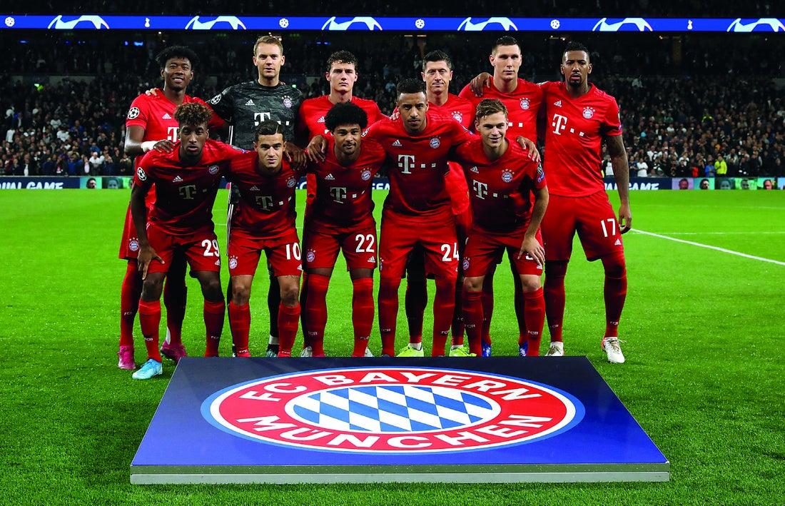 Gigant jménem Bayern