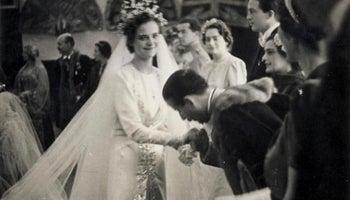 """Albánska kráľovná Geraldina: """"Biela ruža z Oponíc"""""""