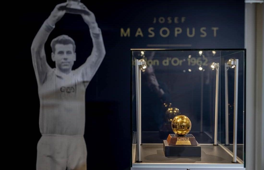 Zlatý míč na Slavii