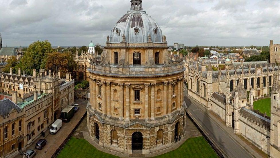 Nová profesura na Oxfordu