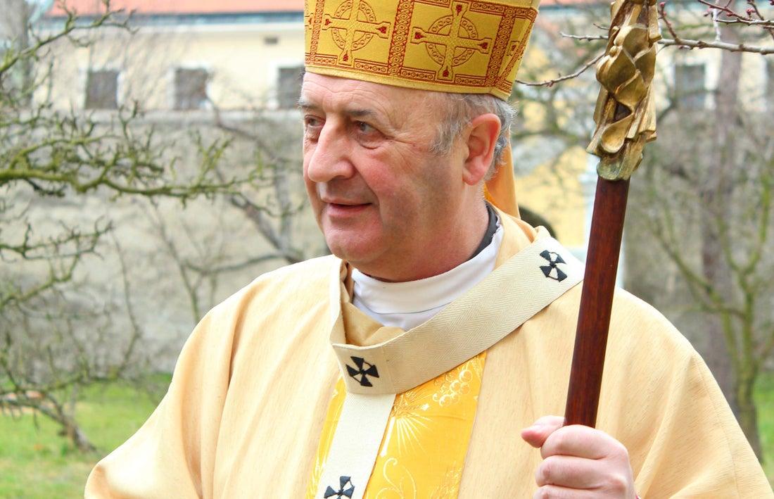 Jan Graubner: V církvi jsem našel krásnou duchovní rodinu