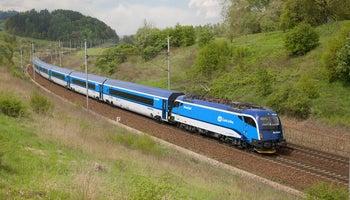 Vlak jako kancelář i místo zážitků