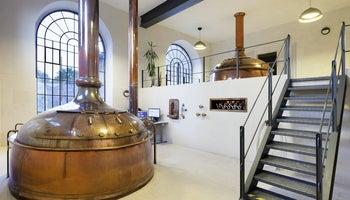 Český pivovar v severském stylu