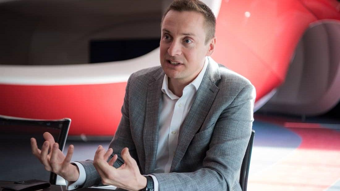 Jonathan Rutherford: Lidé v Česku jsou ohromně podnikaví
