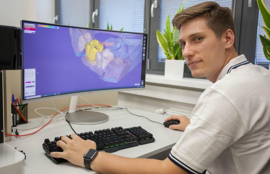 David Holub: Stomatologie a 3D tisk? Nabízejí se pouze benefity!