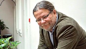 Alexandr Vondra: Vracím se k tomu, co jsem kdysi studoval