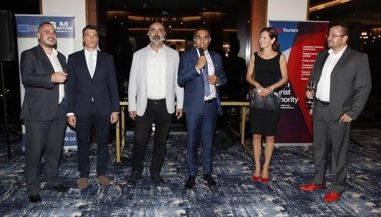 Česko-indický diplomatický večer
