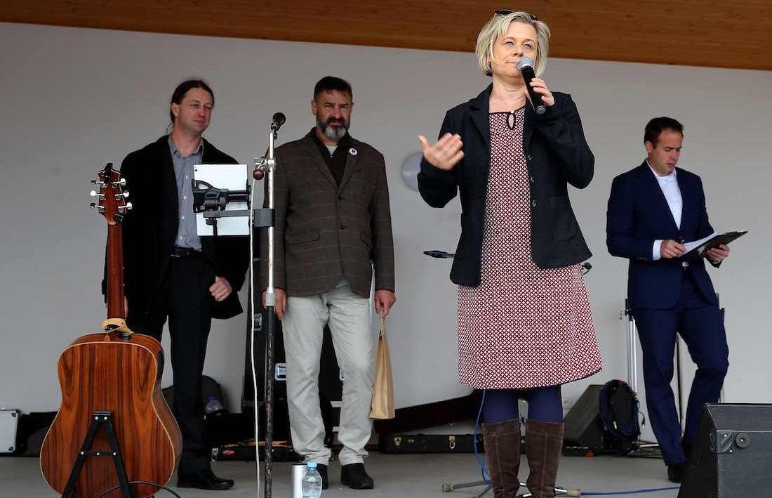 Veronika Vrecionová: Chci být hlasem českého venkova v EU