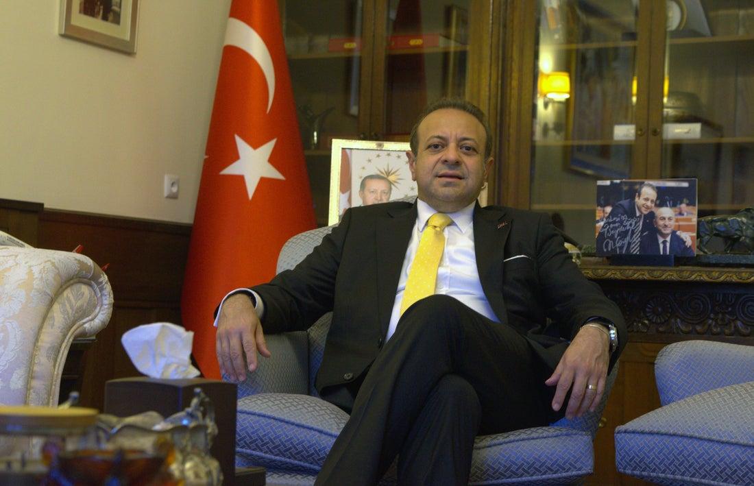 Egemen Bağış: Tradiční spojenectví sílí