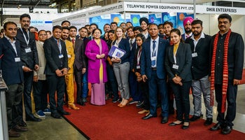 Narinder Chauhan: Velmi slibné partnerství