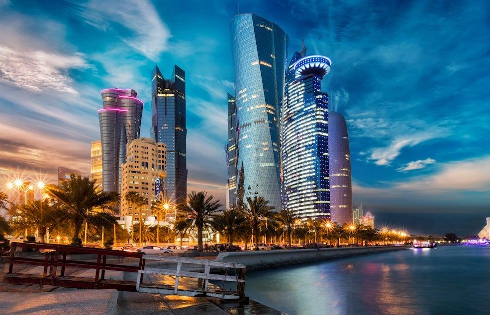 Katar se otvírá světu