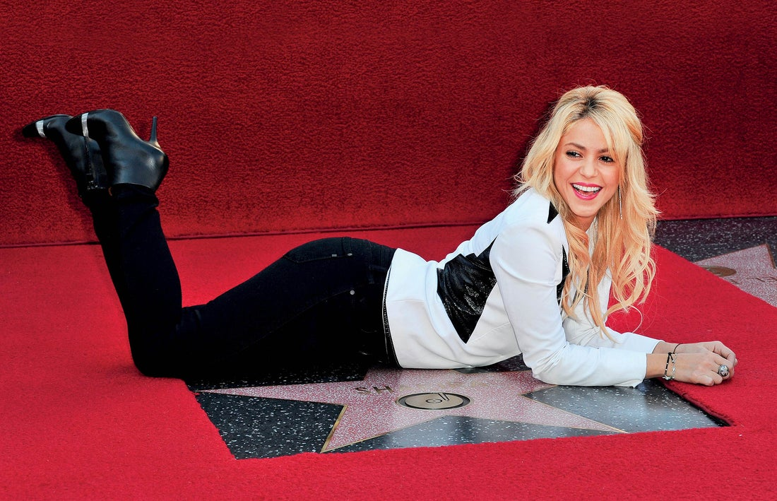 Shakira, a Popstar in the Service of Children