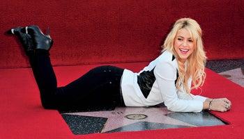 Shakira, popová hviezda v službe deťom