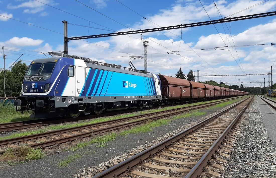 Čtyři pilíře ČD Cargo