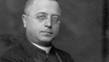 Jan Šrámek – velký politik středu