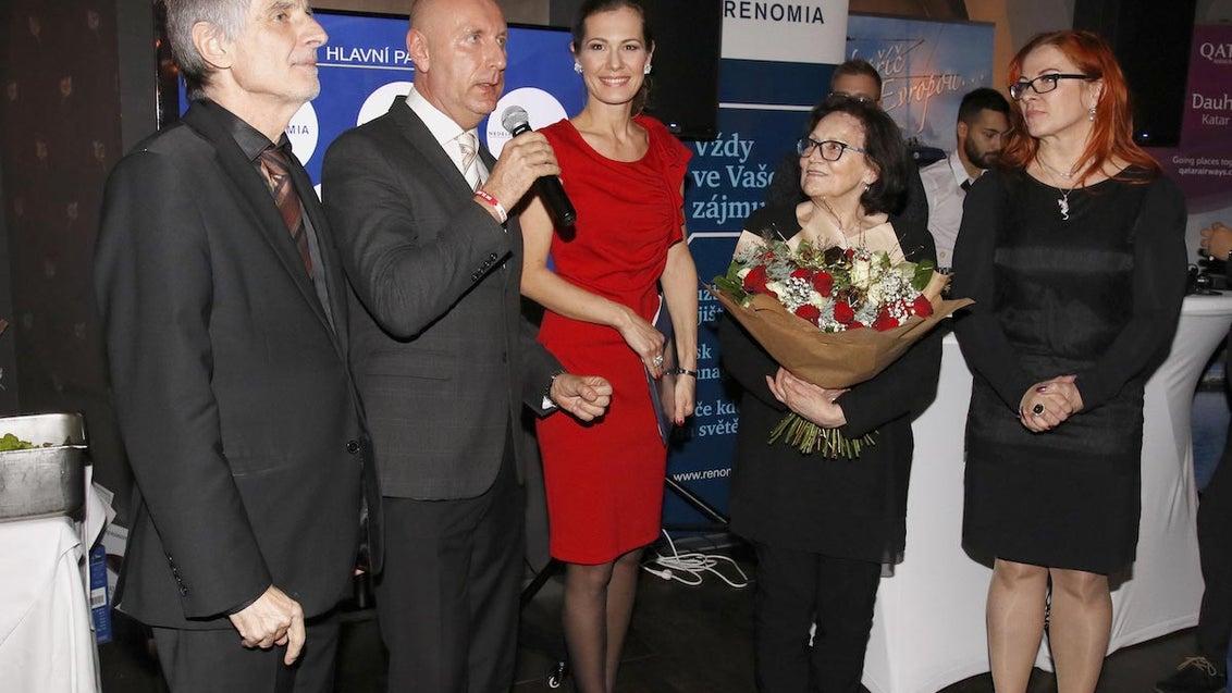 Česko-Slovenský diplomatický večer