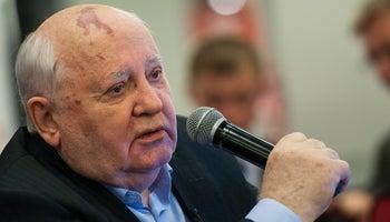 Gorbačov a revolúcia v strednej Európe